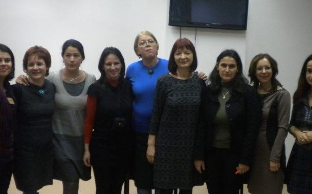 """Monica Onojescu, Consilieri de lectură și """"Consilierul de lectură"""""""