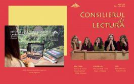Consilierul de Lectură  Nr. 1(07 Aprilie)/2020